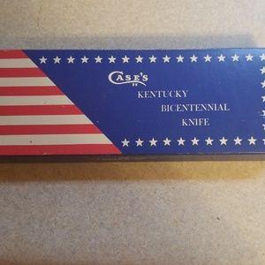 Cases Kentucky bicentennial knife